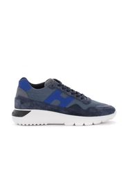 Sneakers H371 Interactive³ in suede e tessuto