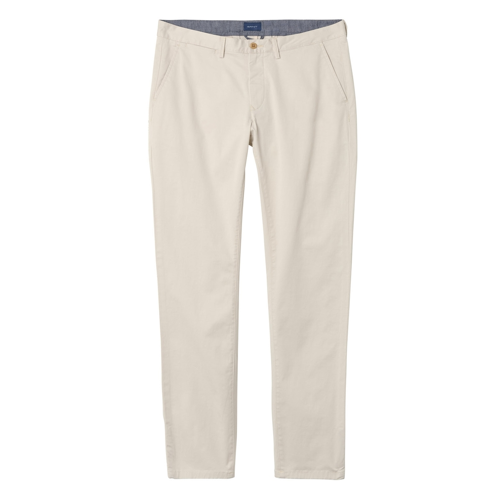 Chinos SLIM TWILL CHINO