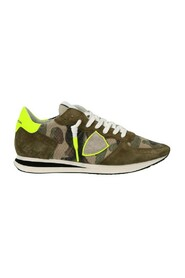 'Trpx Camouflage Neon' Sneakers