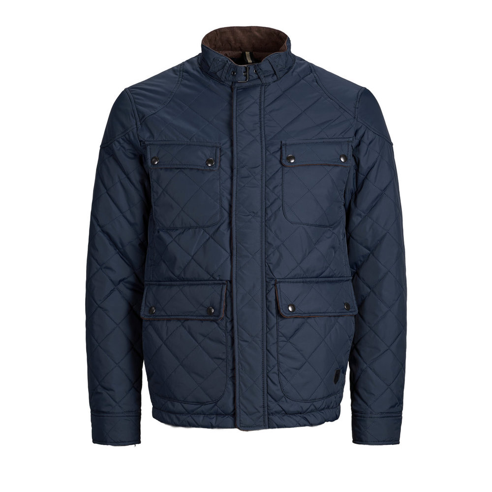 Jacket High neck
