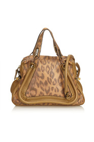 Leopard-Printed Paraty Bag