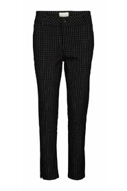 New Carma check 7/8 pants