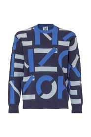 Pullover with Logo