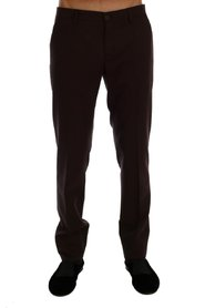 Wool Stretch Formal Pants