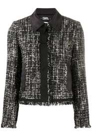 Giacca Sparkle Boucle