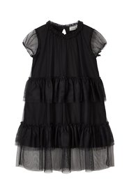 Dress tiered tulle