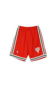 basketball shorts man nba swingman shorts hardwood classics milbuc
