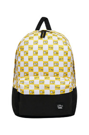 Check Eyes Backpack - (The Simpsons)