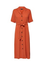 Shirt dress Belted