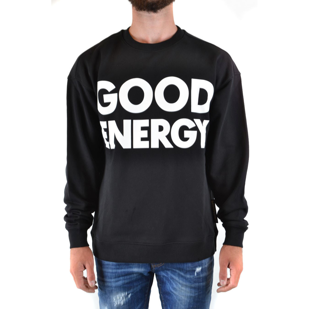 Black Sweatshirt | Moschino | Hoodies  sweatvesten | Heren winter kleren
