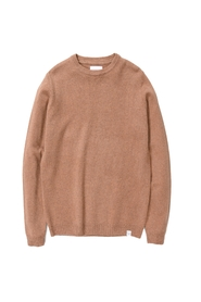 Camel Norse Projects Sigfred Lambswool Skjorte