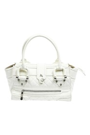 Pre-Owned Front Pocket Top Zip Tote