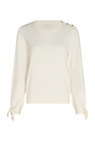 CLT-113-PUL- Molly bow pullover