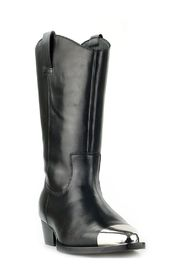 Western Boot metal snip Toe - Bronx