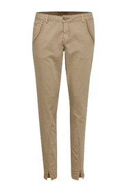 Holly Cr Twill Pants - Baiily Fit Pants