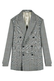 Prince of Wales Double Breasted Suit