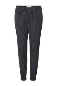 Like Pinstripe Suit Pants