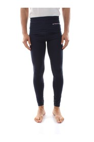 TOMMY SPORT S20S200298 TRAINING TIGHT LEGGINGS LONGWEAR Men blue