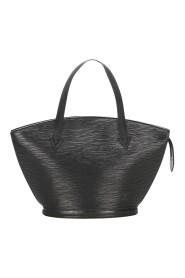 Pre-owned Epi Saint Jacques GM Short Strap Leather