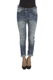 P78 Please jeans medium denim