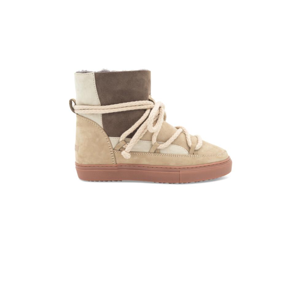 Beige in Sneaker Patchwork Shoes  Inuikii  Snowboots hrEyJdy3