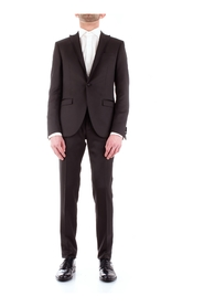 CORNELIANI 837Z24-9167157 DRESS Men BLACK