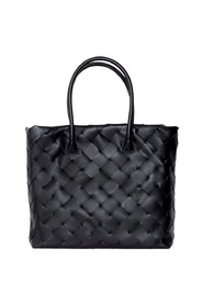 Suze woven tote