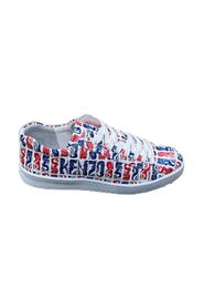 Low Top Sneaker Multi Color