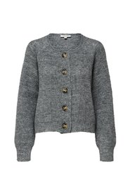 Knitted Cardigan Buttoned