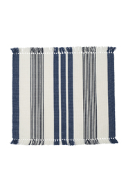 Striped Fringe Placemat Placemat