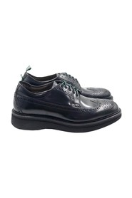 DERBY POLISHED shoes