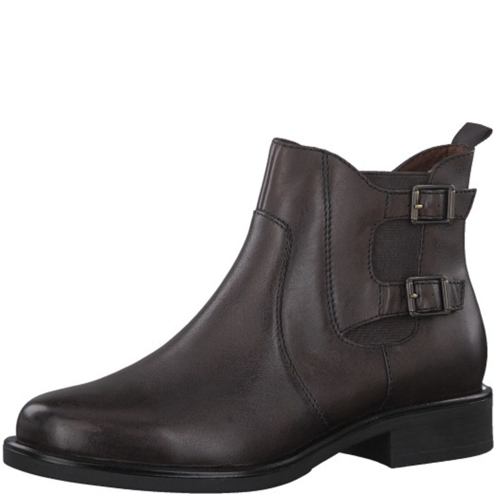 s.Oliver boots brun