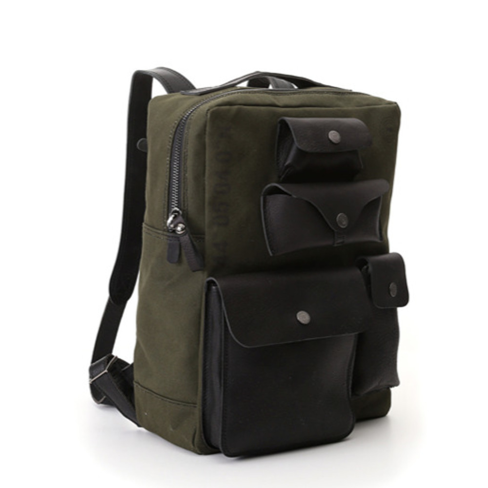 Black Backpack | Campomaggi | Rugzakken | Herentassen