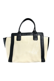 Alison Leather Tote Bag