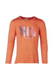 Lego Tamara  t-shirt L/S Orange