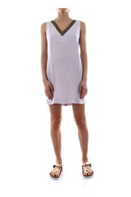 MASON'S SARA 4AB3653P MB0300 DRESS Women Sabbia