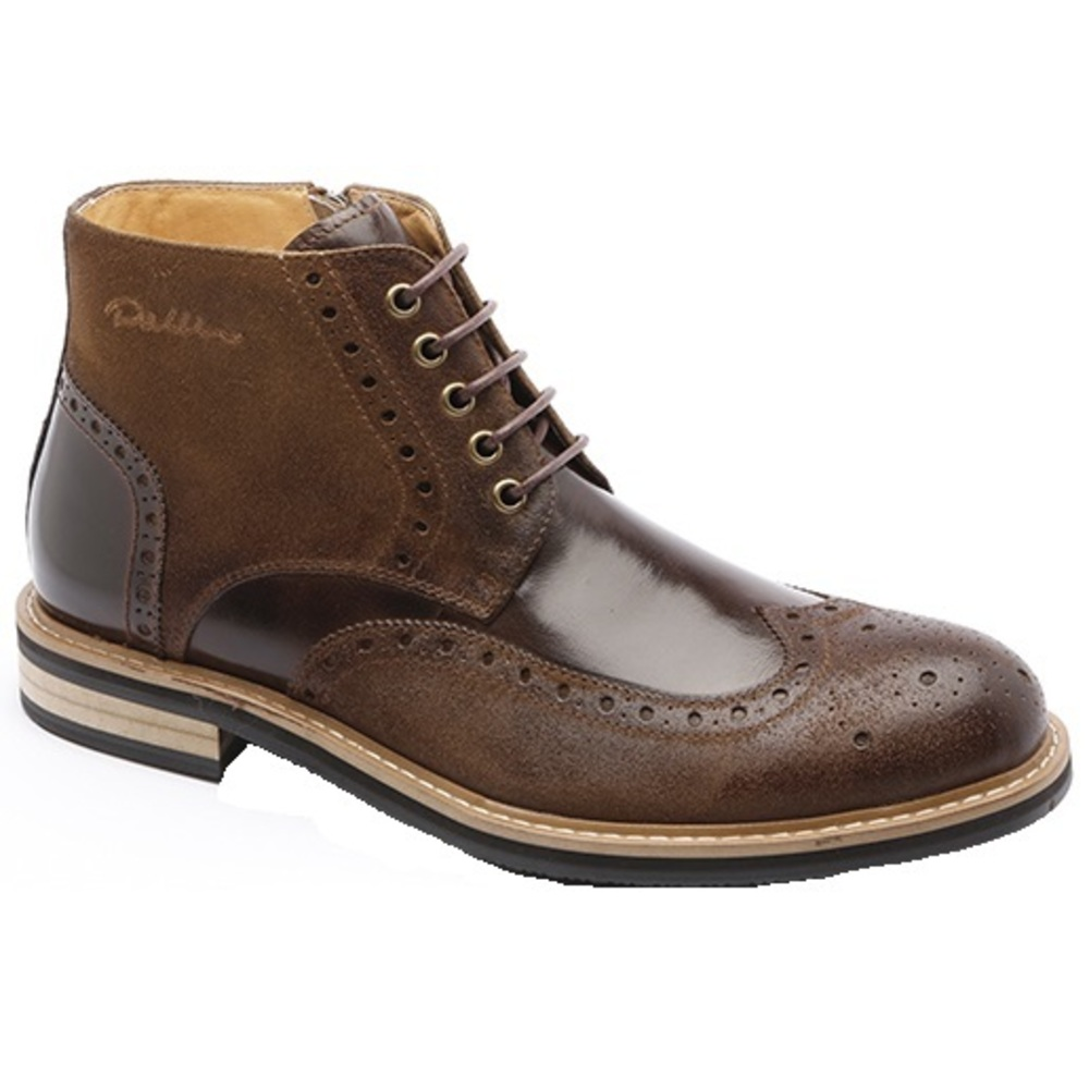 Dahlin Valley Shoes Brown