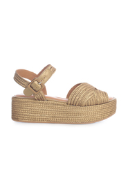 HIGH OPEN TOE SANDALS NAPPA BELT ON ANKLE