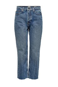 Straight fit jeans ONLRoxy high waisted