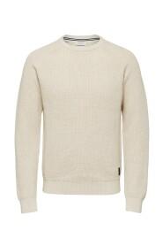 Hirving Crew Neck Sweater