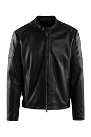BOMBOOGIE JMCLAN P ENC JACKET AND JACKETS Men BLACK