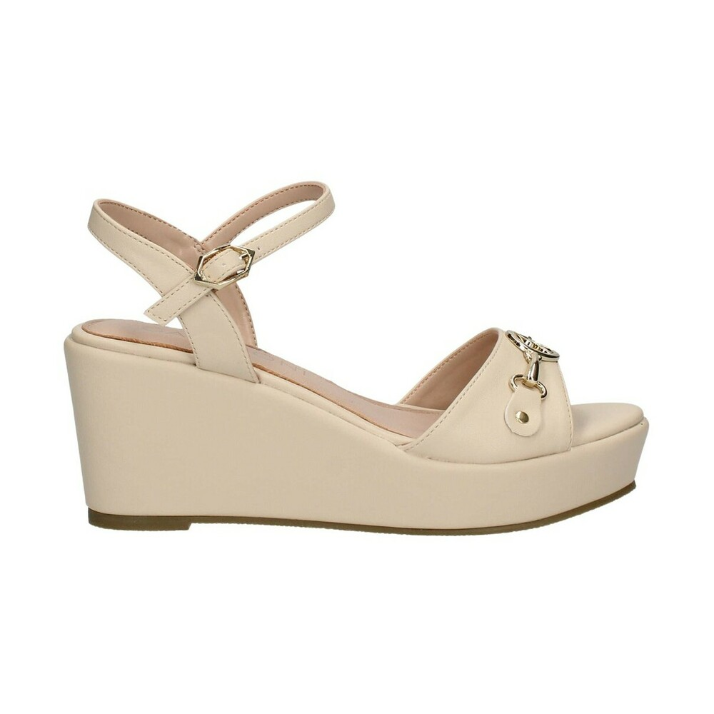 PENMM1151WCA502PE21 Sandals with wedge