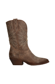 Western Boots Star