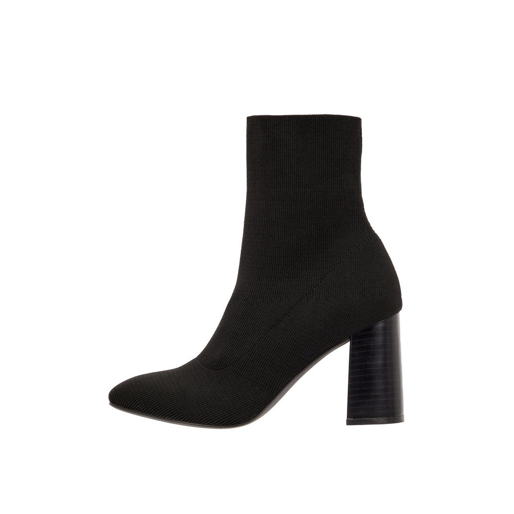 Ankle boots Knit