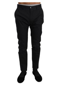 Cotton Stretch Formal Trousers