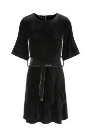 Charlisse Velour Dress Kjoler