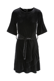 Charlisse Velour Dress Kjoler