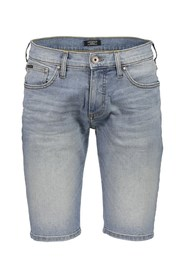 Blå Lindbergh Denim Shorts