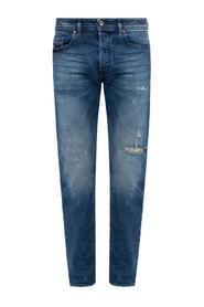 Buster' distressed jeans