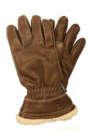 Handskar hjortskinn primaloft